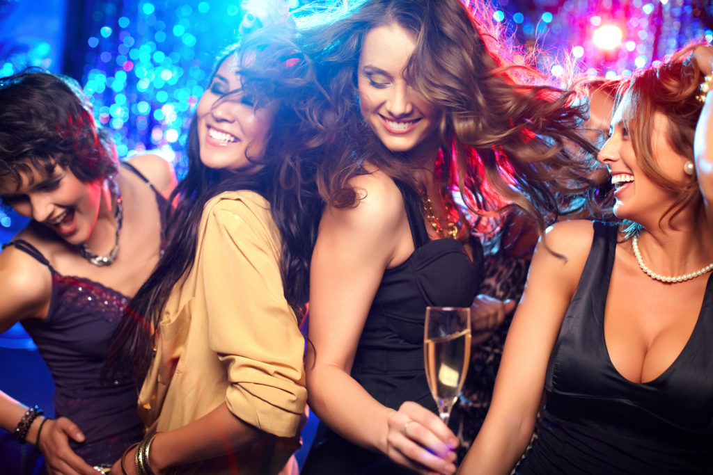 GIRL POWER – The ultimate 'getting ready' playlist